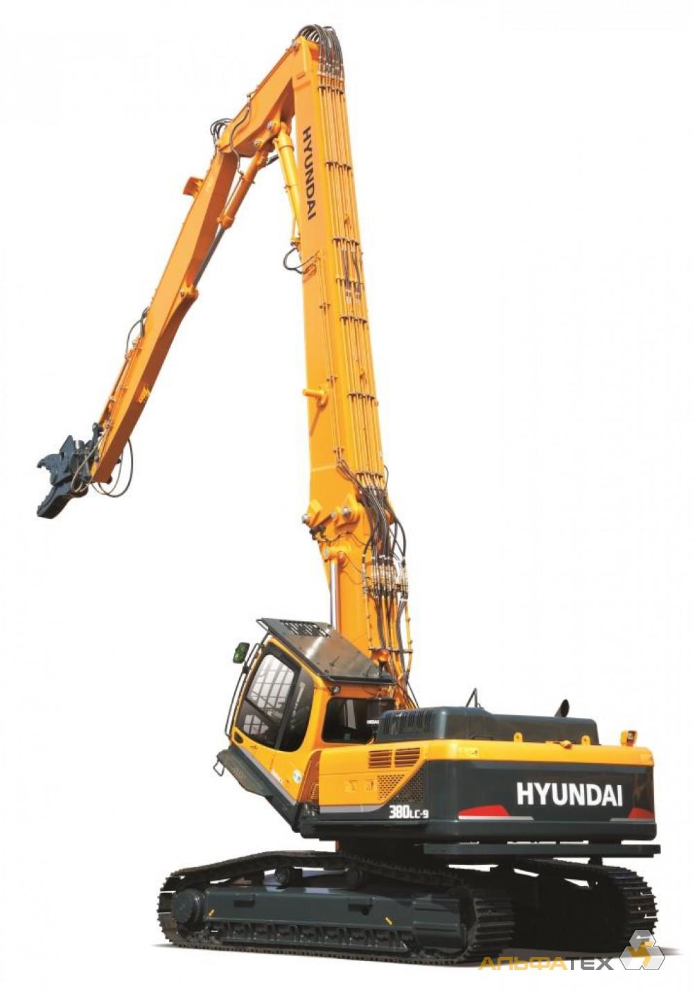 разрушитель Hyundai