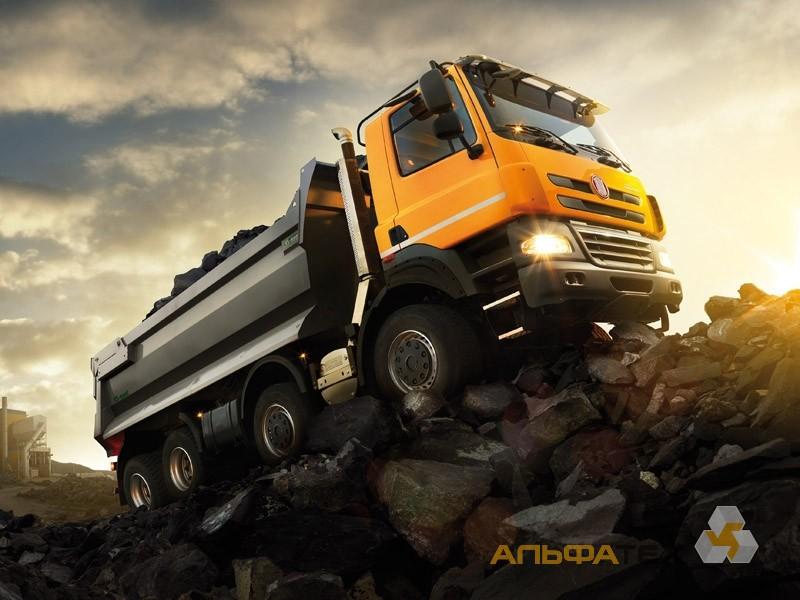 грузовики для строительства