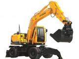 Колесные экскаваторы Hyundai R140W-9S