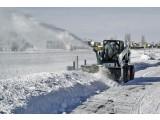 Роторные снегоочистители Bobcat SB, SBX