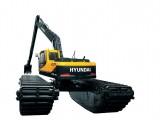Екскаватори-амфібії Hyundai R220LC-9S