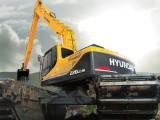 Экскаваторы-амфибии Hyundai R220LC-9S