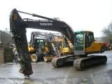 Екскаватори VOLVO EC 210 CL