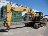 Екскаватори CAT 325 LN Greiferhydraulik Laufwerk sehr gut