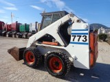 Б/У Мини-погрузчики Bobcat 773-HIGHLOAD
