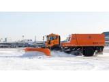 Снігоприбиральна техніка Машина для обслуговування злітно-посадкових смуг в аеропортах в зимовий період