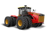 Колёсные трактора VERSATILE 4WD 395