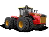 Колёсные трактора VERSATILE 4WD 520